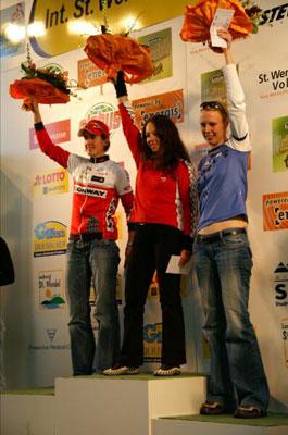 2. Platz für Bettina Dietzen vom CONWAY Factory Team beim Internationalen  MTB-Marathon in St. Wendel
