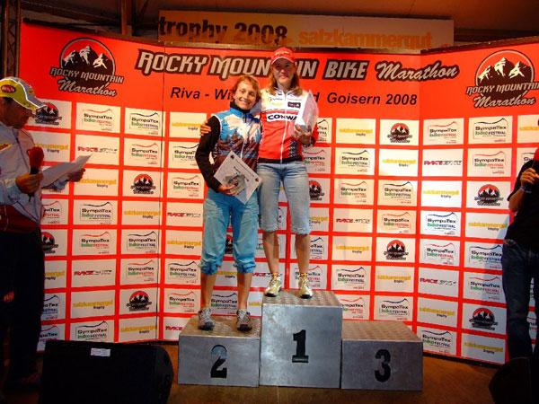 Sieg für Doris Steenfatt vom CONWAY Factory Team bei der Rocky Mountain