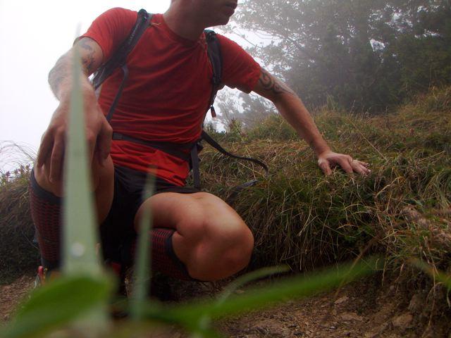Dennis Wischniewski vom Trail - Magazin am Jochberg