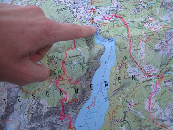 Königsseumrundung von Dennis Wischniewski vom Trail Magazin - Bildstrecke