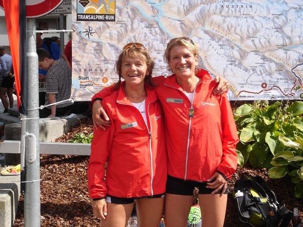 Trans Alpine Run 2009 - Team DaniloM