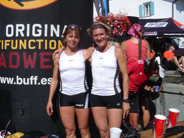 Trans Alpine Run 2009 Team DaniloM