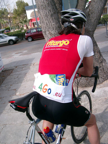 Trainingscamp Mallorca Vitargo