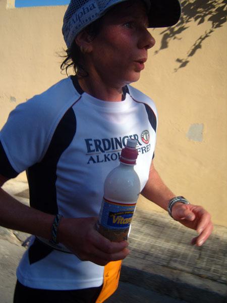 Claudia Weber in Mallorca - Platz 14 in 3:29 auf Mallorca
