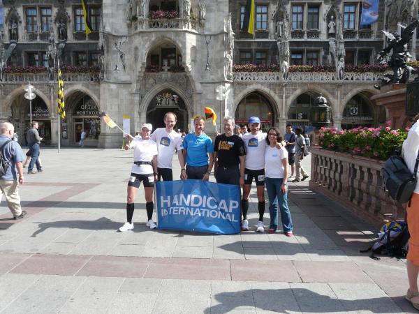 Eurolauf - Start