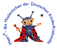 Logo DeutscheKinder Krebshilfe