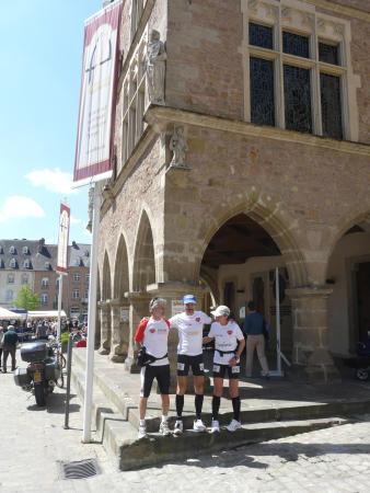 Cross Luxemburg