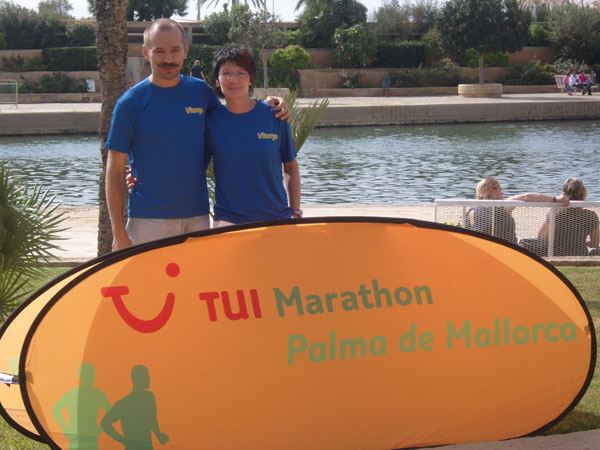 Thomas und Claudia in Mallorca