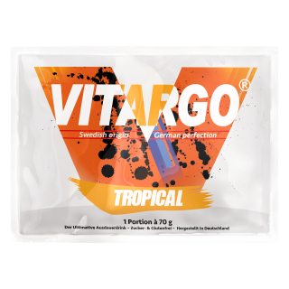 Vitargo CARBOLOADER Einzelportion (70 g) Tropical