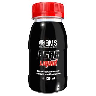 BCAA LIQUID  Einzelflasche (125 ml)