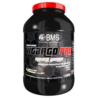 Vitargo Pro Muscle Gainer 1.500g Vanilla Oat